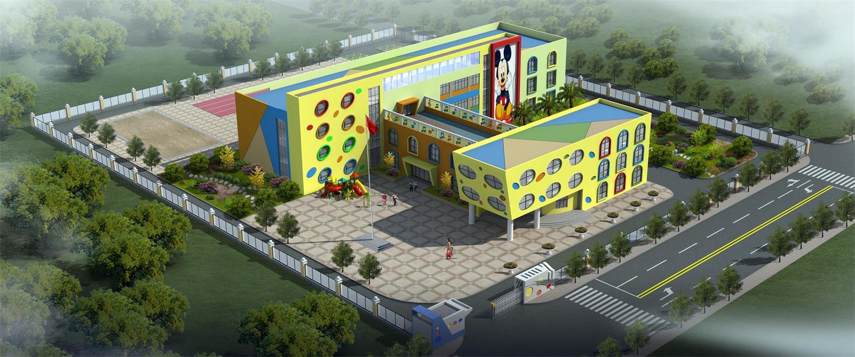 香溪郡幼儿园
