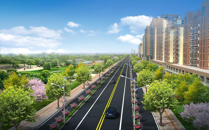 郑州市湖东路